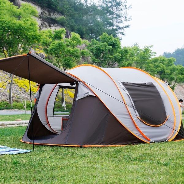 אוהל פתיחה מהירה לעד 4 אנשים IPRee® PopUp Tent