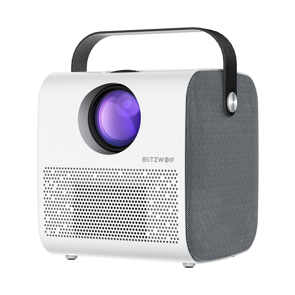 BlitzWolf® BW-VP5 Portable LCD Projector