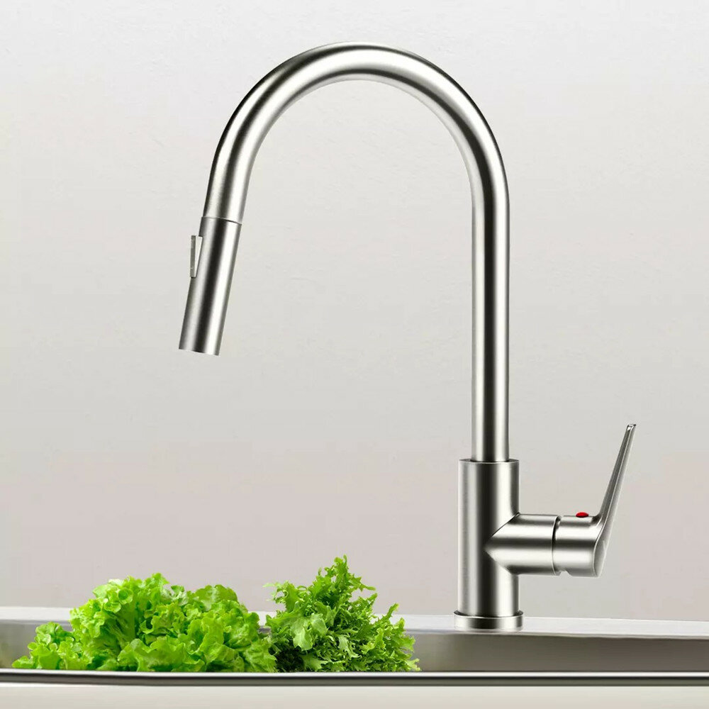 Viomi Brand Stainless Steel Kitchen Basin Sink Faucets