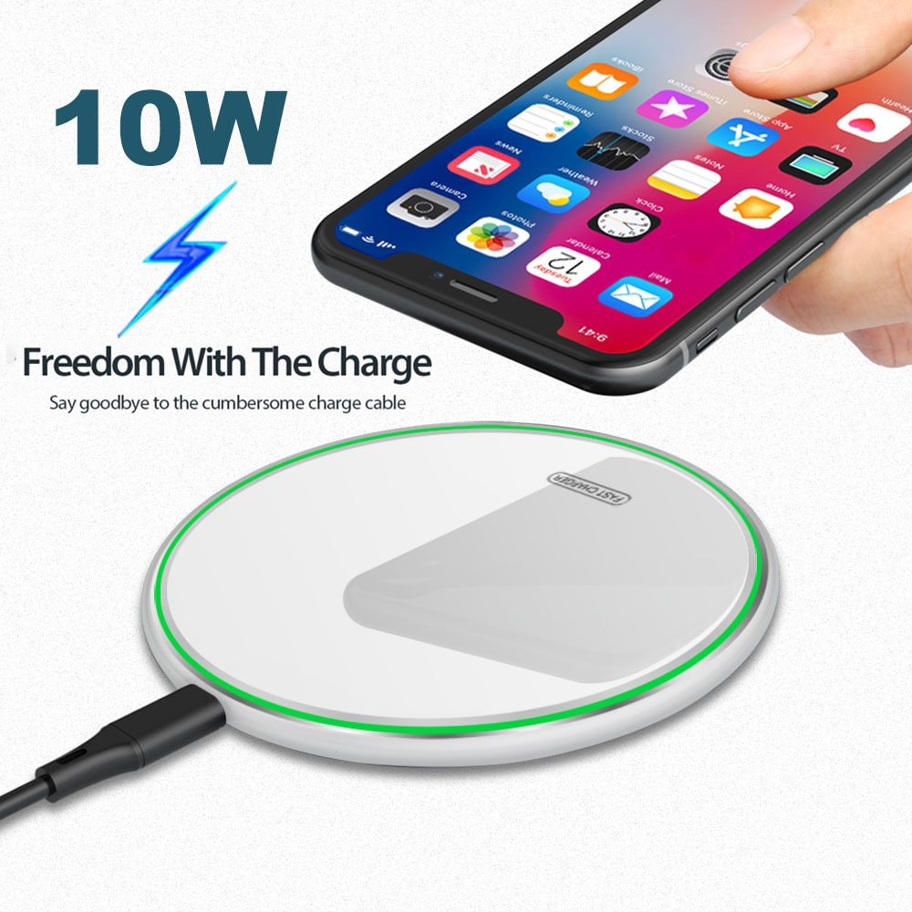 ROCK 10W Qi Wireless Charger
